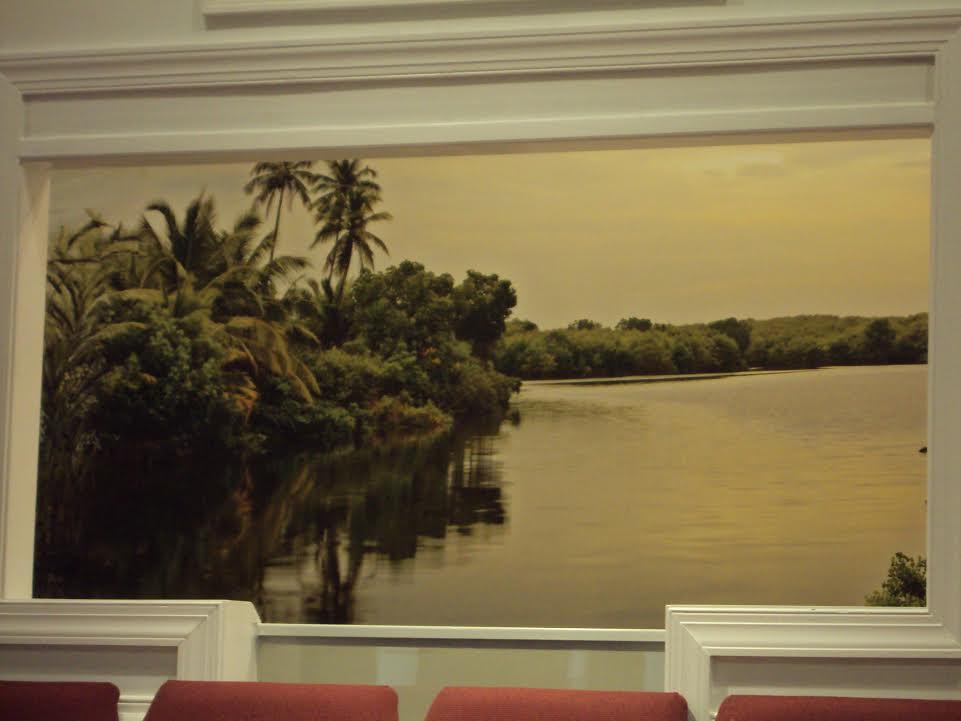 Baptistry Mural