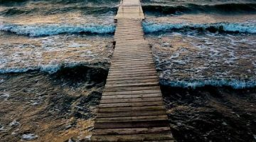 A Pier In The Water