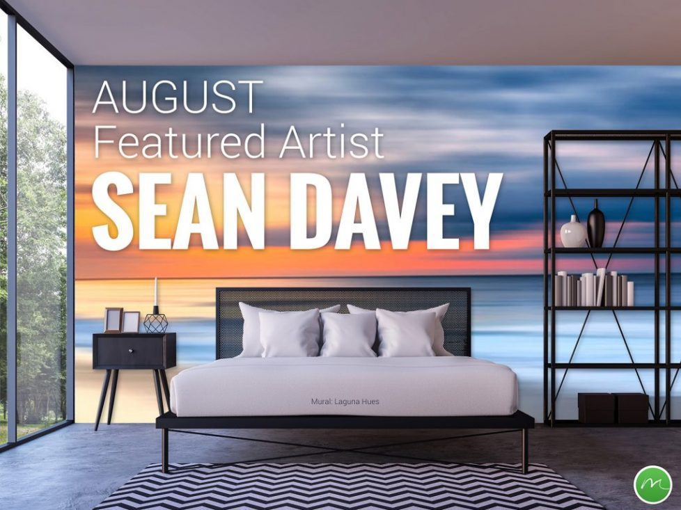 Feature Artist Sean Davey Sunset