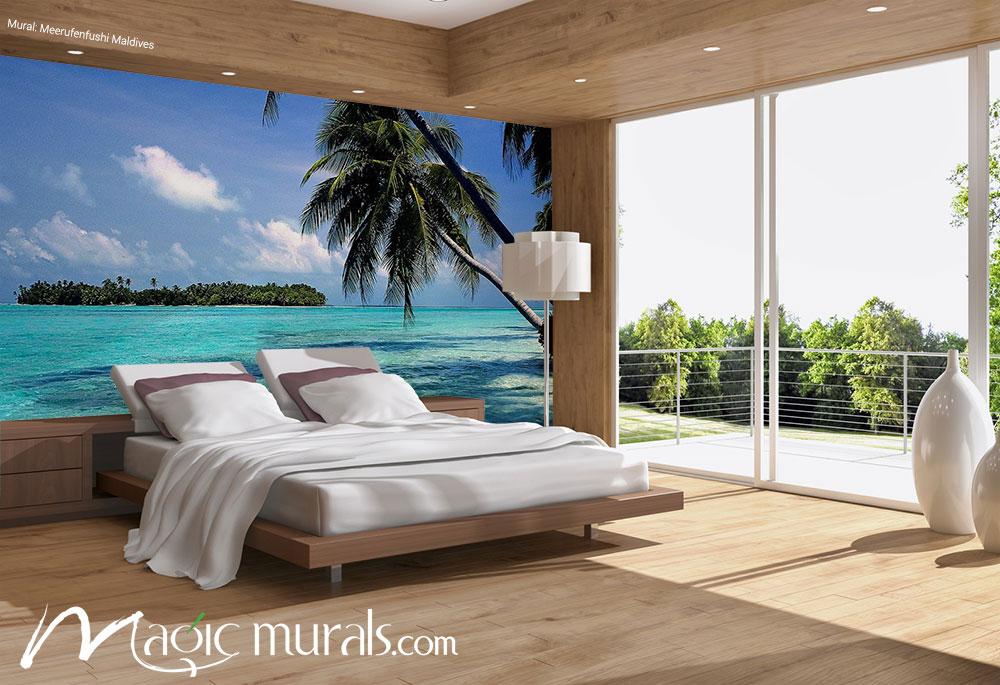 Meerufenfushi Maldives Magic Mural