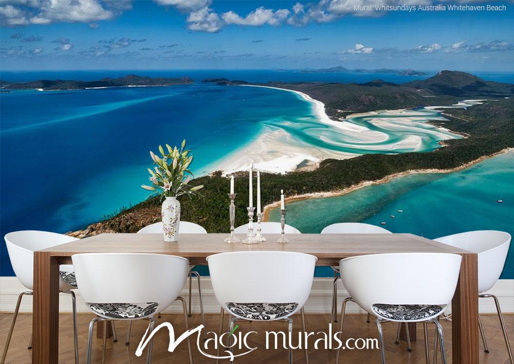 Whitsundays Australia Whitehaven Beach