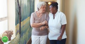 Wall Murals in Alzheimers & Dementia Care Facilities