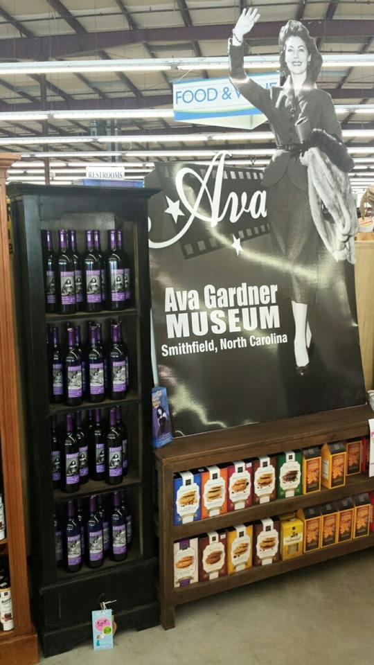 Take advantage of every marketing opportunity available. If they love the wine, they'll really love the museum!