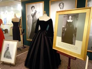 "This picture comes from a glowing review of the museum and their 2014 annual exhibit ""Ava's Closet: Her Personal Fashion and Style,"" as published at the Classic Film & TV Café blog."