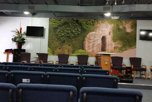 Churches Amp Religious Wall Murals