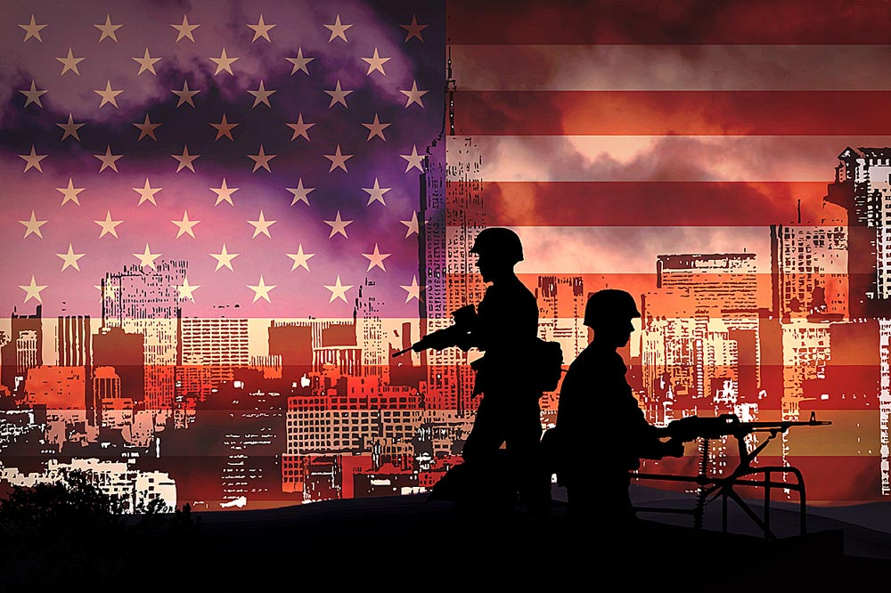 Military And Camouflage Wall Decals