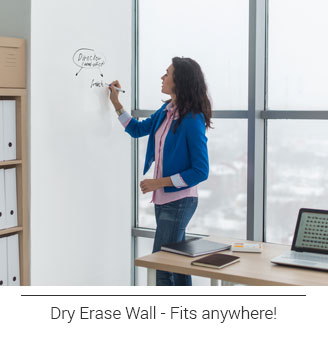 Dry Erase Wall Murals that will fit any space
