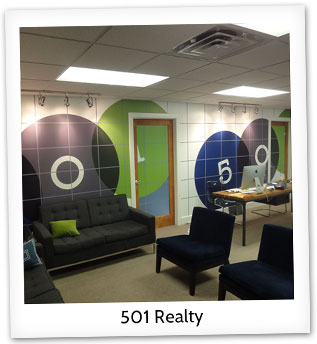 501 Realty Polaroid