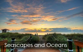 Seascapes and Oceans