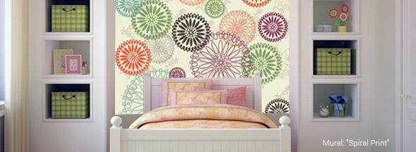 Girlu0027s Room. 347 Murals Part 35