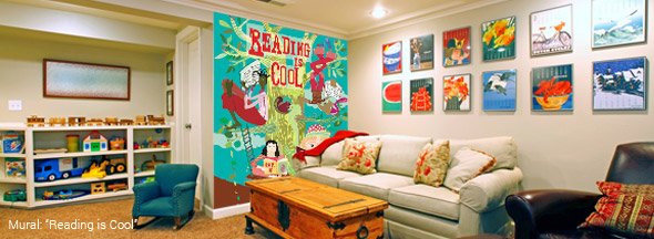 kid s room murals wall murals for kids rh magicmurals com mural for children's room tree mural for children's room