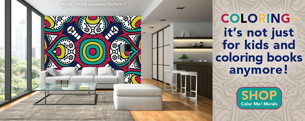 Shop Adult ColorMe! Murals