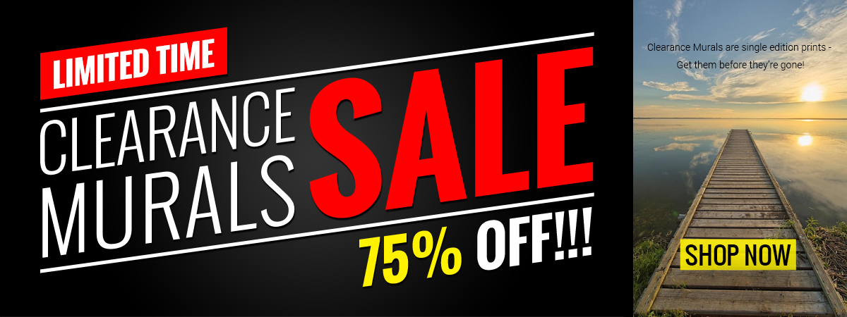 75% Clearance Event
