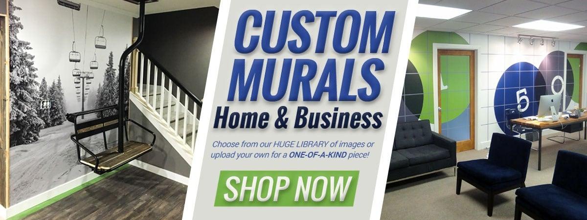 Custom Wall Mural wall murals & mural wallpaper art | magicmurals