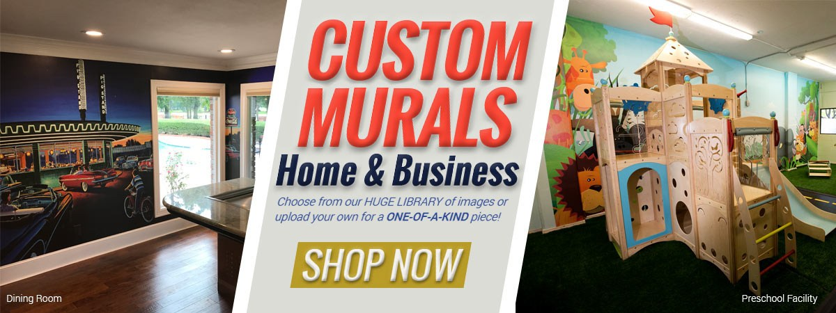 Custom Wall Murals Part 89