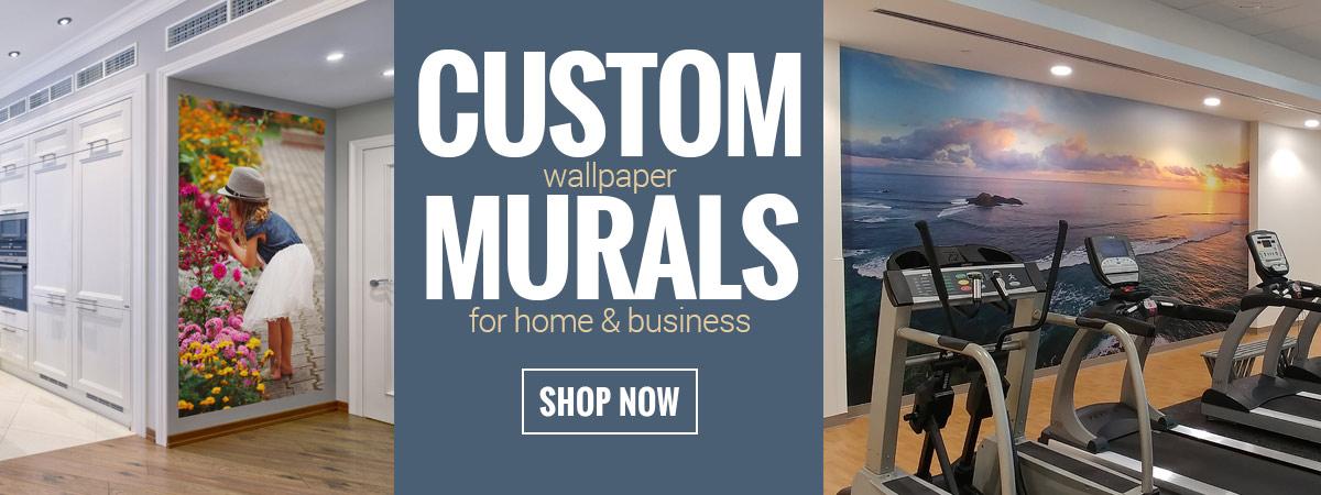 Custom Wallpaper Wall Decor