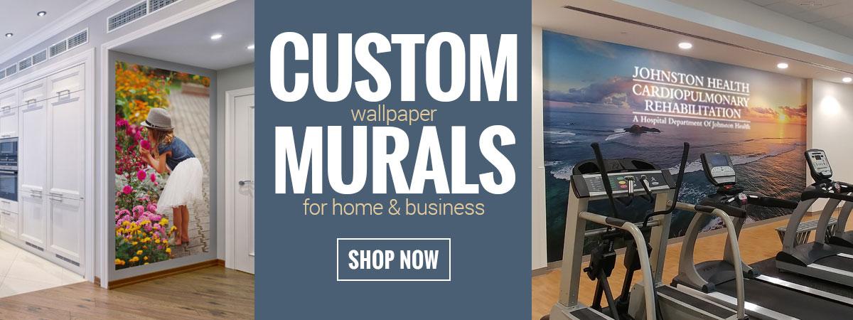 40% OFF Regular Price Custom Upload Murals with code FAMILY40