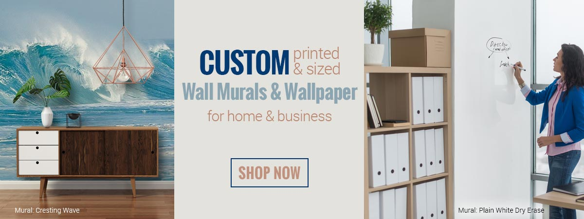 Magic Murals for Every Room and Occasion for Home or Business