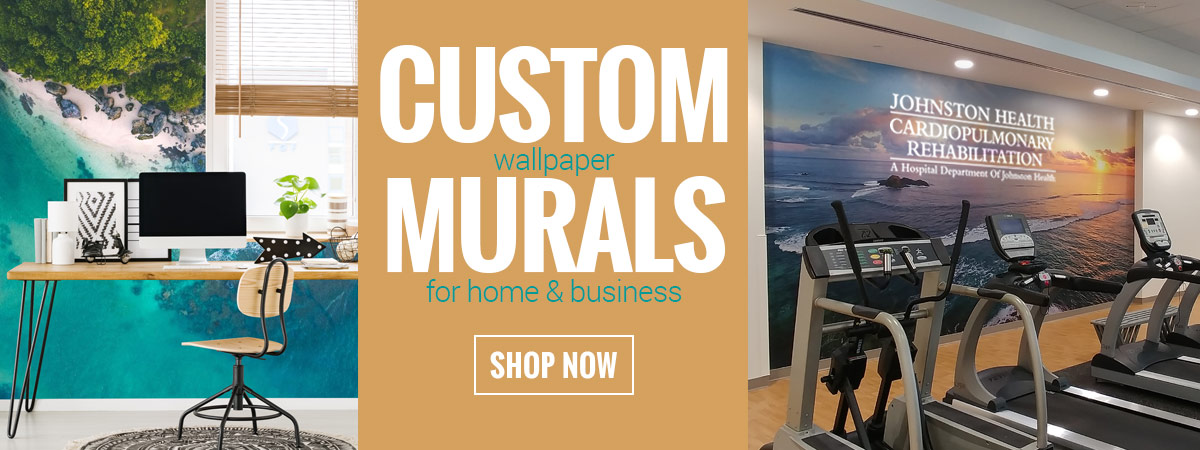 33% OFF Regular Price Murals with code SPRING33