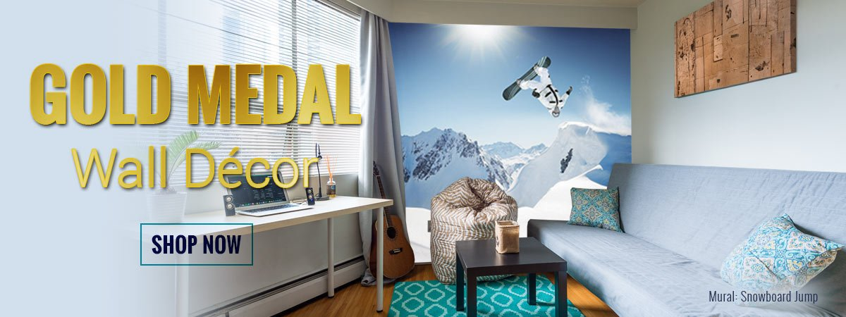 Shop Olympic Sport Murals
