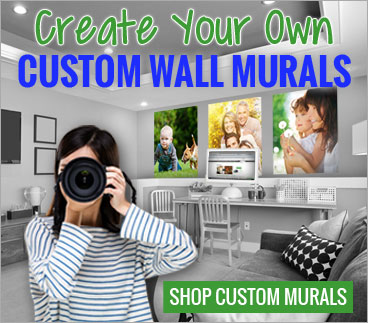 Wall murals mural wallpaper art for Design your own mural